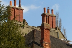 'Chimneys' by Camille Humphrey