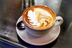 'Cappuccino' by Angela Rixon