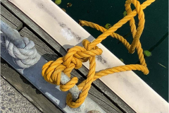 'Nautical Knot' by Peter Crook
