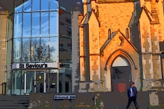 'Old New Church' by Robert Edmondson