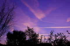 'Vapour Trails' by Graham Speed