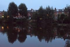'Meadowbank Reflections' by Robert Edmondson