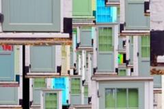 'The Green Doors' by Robert Edmondson