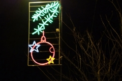 'Christmas Lights' by Millicent Lake
