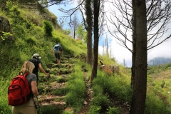 'Way of the Gods, high above Amalfi coast' by Paul Smith