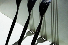 'Forks' by Mike Thurner