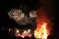 'Brockham Firework Display' by Paul Smith