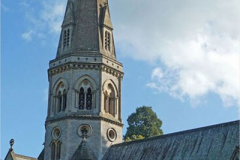 'Ranmore Spire' by Julia Forsyth