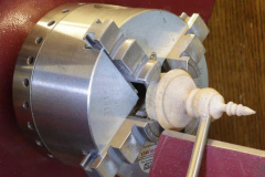 'Four Jaw Chuck' by Tony Pernet