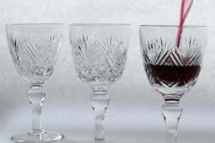 """Three glasses"" by Tony Pernet"