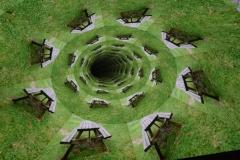 'Circular Seating Plan' by Robert Edmondson