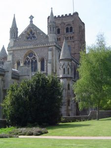 St Albans Cathedral (photo courtesy of St Albans City & District Council)