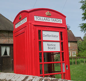 The Tollard Tardis