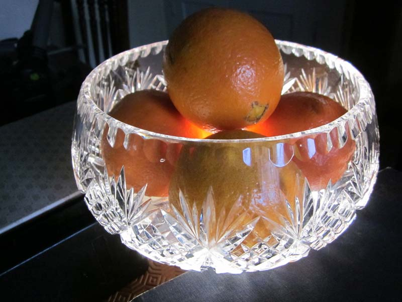 'Bright Oranges' by David Ager