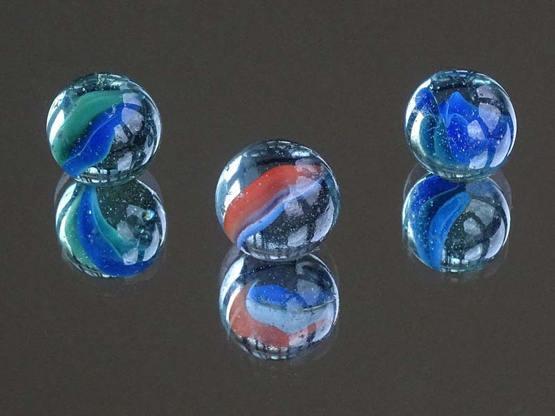 'Lost Marbles' by Mike Thurner