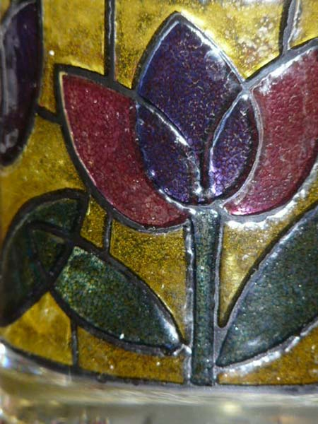 'Tulip Glass' by Wendy Ottewill