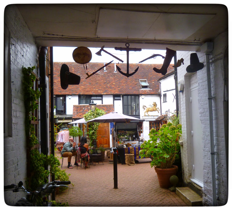 Kings Court, Dorking (Robert Edmondson)
