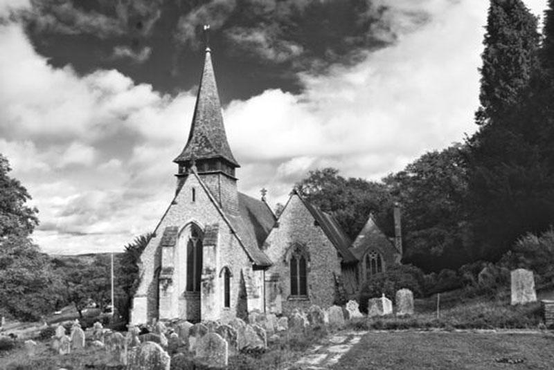Holy Trinity Church Westcott (Robert Edmondson)