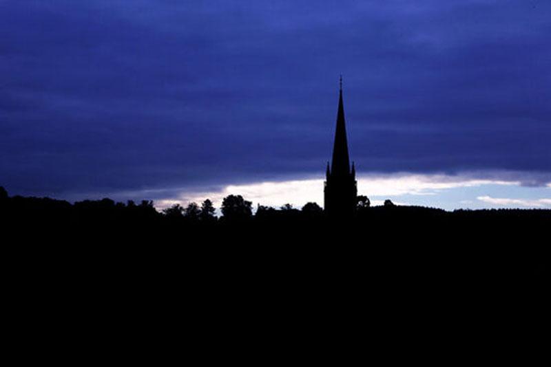 St Martins at dusk (Paul Smith)