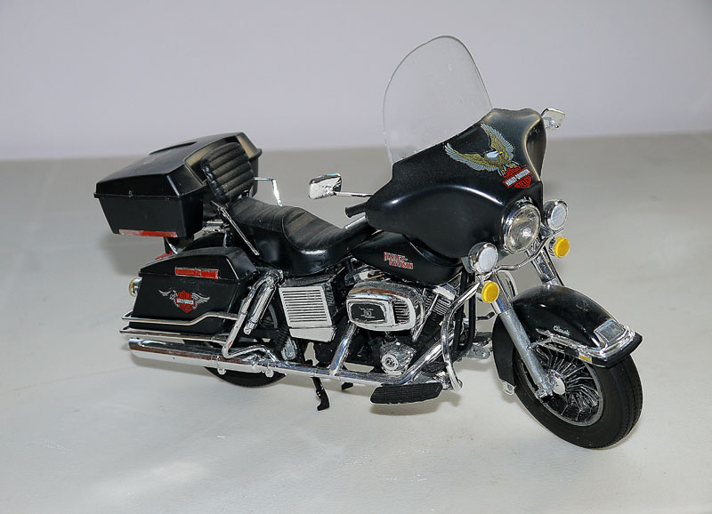 Model Motorbike (Dave Anscomb)