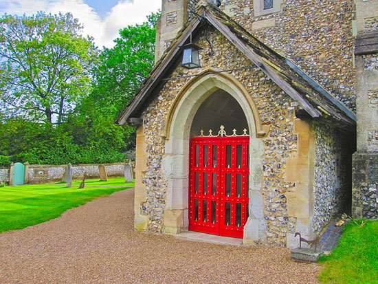 Red And Green Gate Mickleham (Peter Shelley)