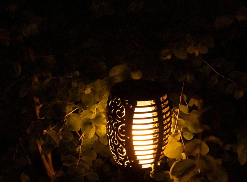 Garden light (Bob Brown)