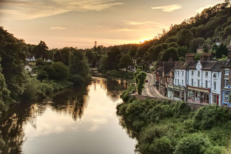 View from the Iron Bridge (Chris Benefield)