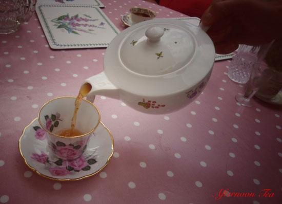 Afternoon Tea (Robert Edmondson)